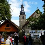 Limmersdorfer Lindenkirchweih 2012